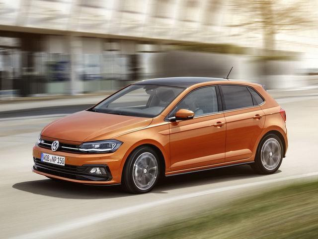 Volkswagen Polo 2018 hoàn toàn mới giá từ 326 triệu đồng - ảnh 1