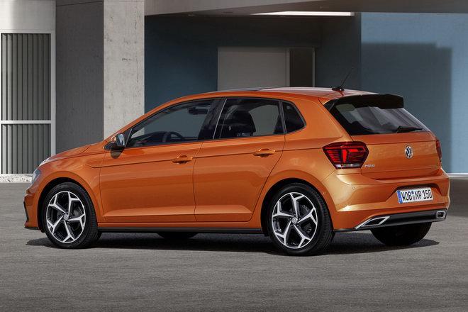 Volkswagen Polo 2018 hoàn toàn mới giá từ 326 triệu đồng - ảnh 3