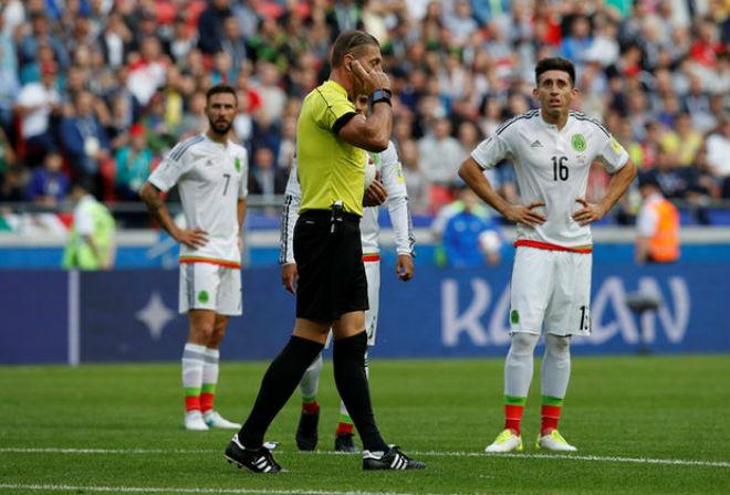 Bồ Đào Nha - Mexico: Siêu kịch tính cuối mỗi hiệp đấu - 1