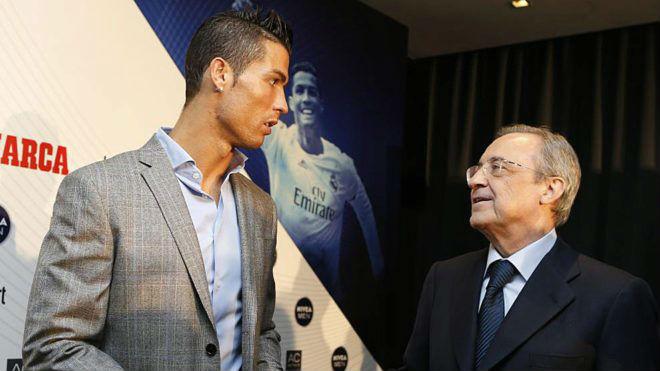 Thuyết âm mưu: Real giữ Ronaldo để... trị tội nổi loạn - ảnh 2