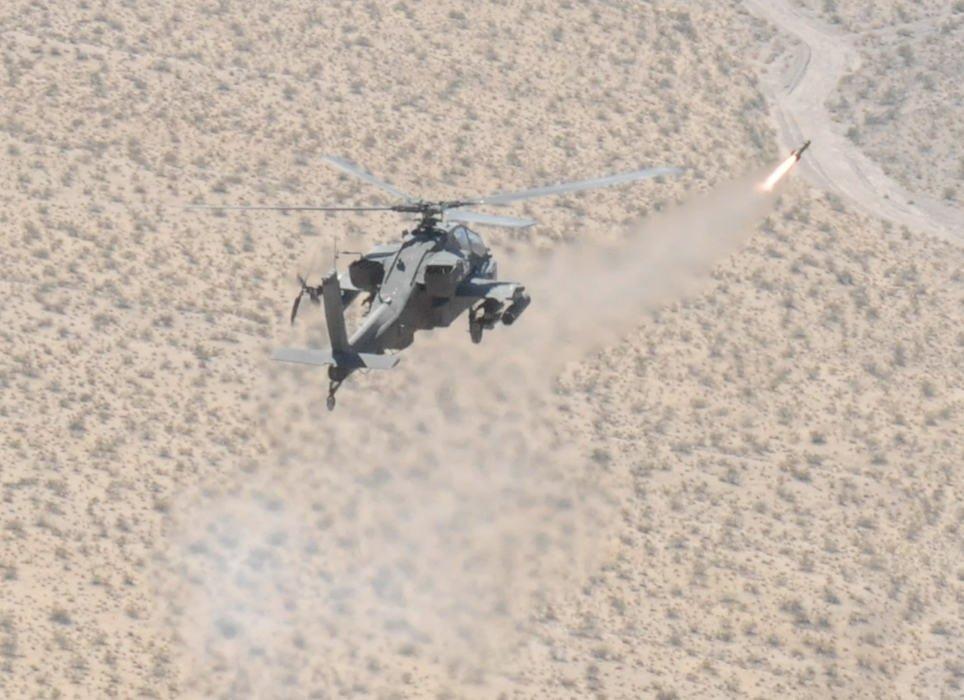Hellfire - tên lửa ưa thích bậc nhất của quân đội Mỹ - ảnh 2
