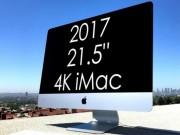 Công nghệ thông tin - Video: Ngất ngưởng trước iMac 21,5 inch (2017) của Apple