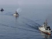 Thế giới - TQ và Iran tập trận chung giữa căng thẳng vùng Vịnh
