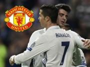 Bóng đá - MU mua Ronaldo & Morata gần 200 triệu bảng: Thương vụ có 1 không 2 lịch sử