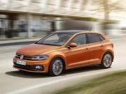 Volkswagen Polo 2018 hoàn toàn mới giá từ 326 triệu đồng