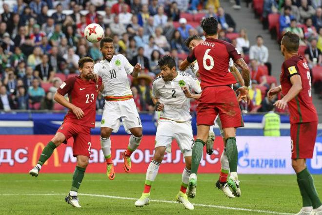 Bồ Đào Nha - Mexico: Siêu kịch tính cuối mỗi hiệp đấu - 2