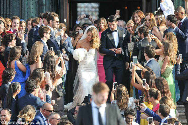 Morata cưới vợ xinh như mộng, cùng về MU xây tương lai - 4