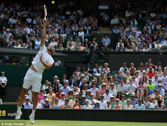 Tennis 24/7: Federer hẹn đấu Nishikori ở bán kết Halle - ảnh 6