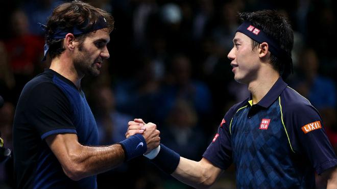 Tennis 24/7: Federer hẹn đấu Nishikori ở bán kết Halle - ảnh 2