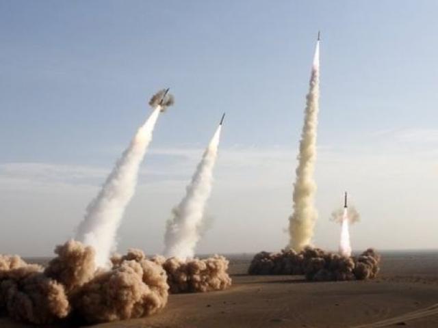 Nga dồn dập bắn 6 tên lửa hành trình diệt IS ở Syria - 2