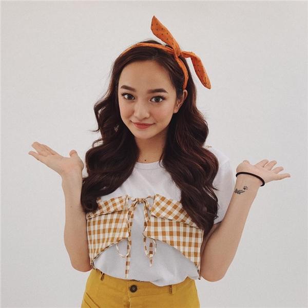 """Gái 18 Kaity Nguyễn phổng phao """"vượt mặt"""" Thủy Top, Elly Trần - 9"""