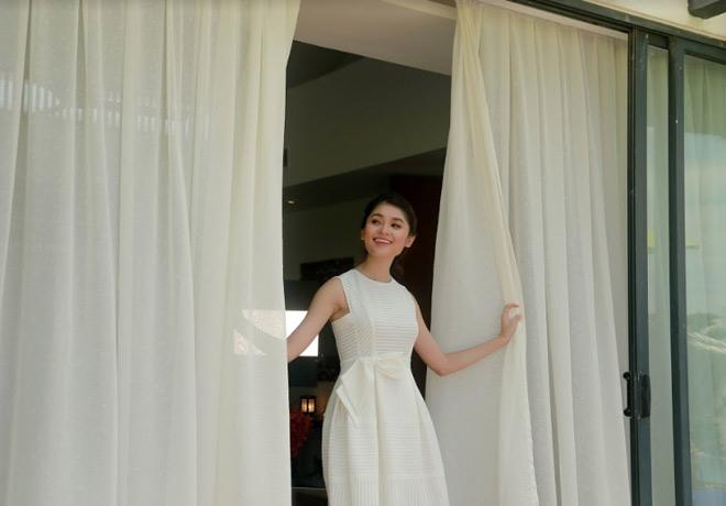 Theo chân Á hậu Thùy Dung trải nghiệm mùa hè tại Sunrise Premium Resort & Spa Hội An - 3