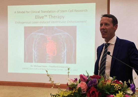 Vinmec tiên phong ứng dụng kỹ thuật đột phá điều trị suy tim do hẹp tắc động mạch vành - ảnh 1