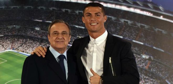 """Ronaldo đòi chia tay Real, Perez xử phũ: Messi trở lại làm """"VUA"""" - ảnh 1"""