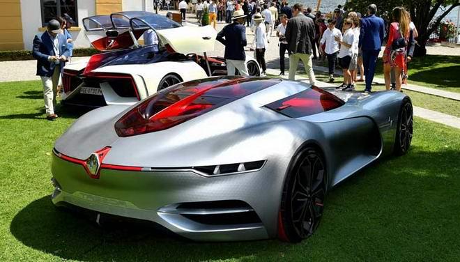 Đây là chiếc xe ô tô đẹp nhất năm 2017? - ảnh 2