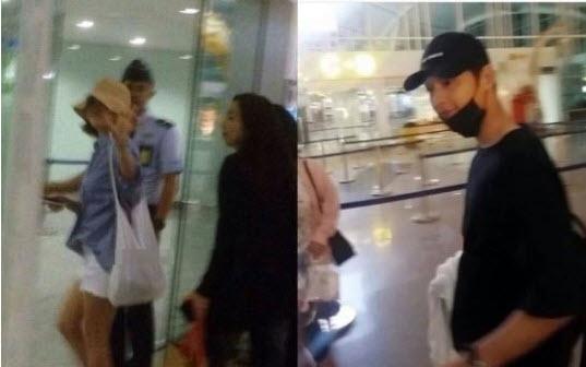 Song Hye Kyo nói về tin hẹn hò qua đêm với phi công trẻ - ảnh 1