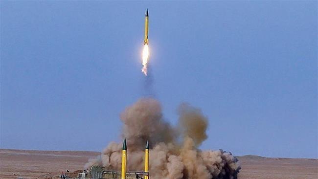 Video: Tận thấy siêu tên lửa Iran oanh tạc IS ở Syria - ảnh 2