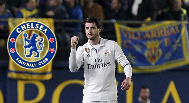 Chelsea tấn công Morata: Chuyên cướp sao bự trước mũi MU - ảnh 1