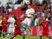 Bóng đá - Bồ Đào Nha - Mexico: Siêu kịch tính cuối mỗi hiệp đấu
