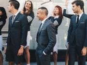 Thời trang - Gã trai hoàn hảo khiêu khích đàn ông bằng những bộ suit