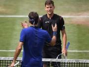 """Halle Open ngày 1:  """" Vua đất nện tương lai """"  có gặp nổi Federer?"""