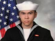 Thủy thủ gốc Việt thiệt mạng vụ chiến hạm Mỹ đâm tàu hàng