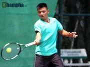 Thể thao - BXH tennis 19/6: Hoàng Nam có kỳ tích mới, mơ HCV SEA Games