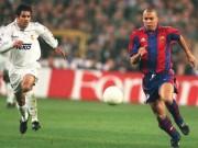 Tròn 20 năm Ronaldo béo rời Barca: Dấu chân huyền ảo