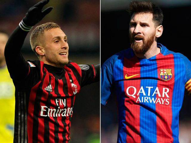 """Barca thanh lí 10 SAO: Messi chuẩn bị """"lên chức"""" - 3"""