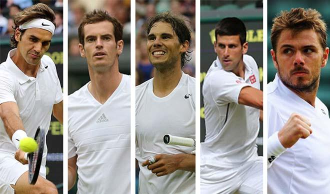 Ngôi số 1 thế giới: Nadal đấu Murray, Federer đứng ngoài - 1