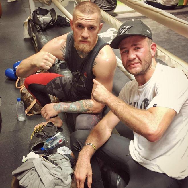 """Mayweather – McGregor đấu tỷ đô: """"Gã điên"""" không trụ nổi 1 hiệp? - 1"""