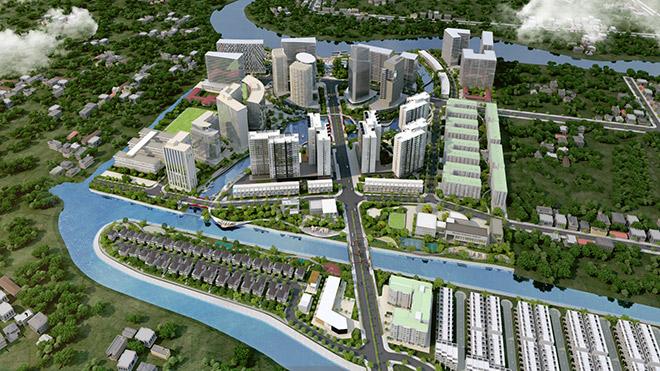 Nam Long công bố đối tác phát triển dự án Mizuki Park - 2