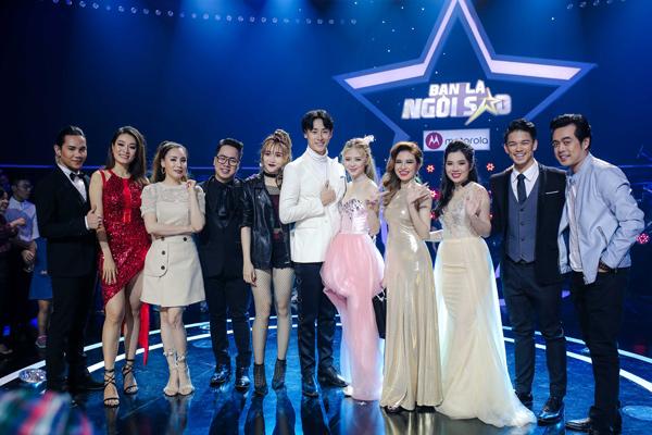 """Dương Khắc Linh đảm nhiệm 2 vai trò trong """"Bạn là ngôi sao"""" - 1"""