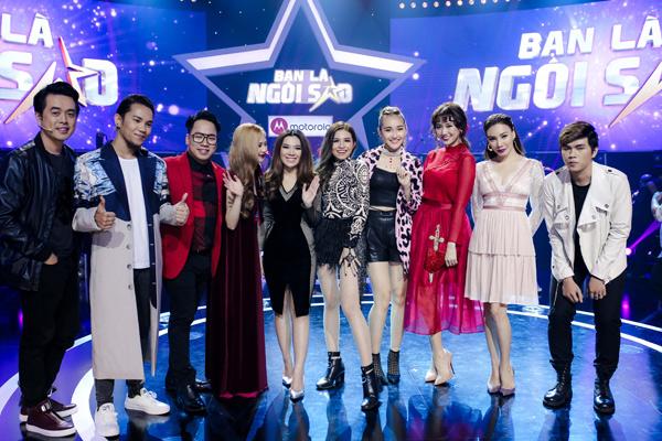 """Dương Khắc Linh đảm nhiệm 2 vai trò trong """"Bạn là ngôi sao"""" - 2"""