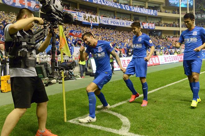 Chinese Super League trở mình thách thức các giải bóng đá lớn - 3