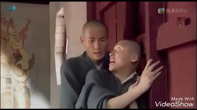 Cảnh Lỗ Trí Thâm say rượu, đại náo Thiếu Lâm Tự gây bức xúc