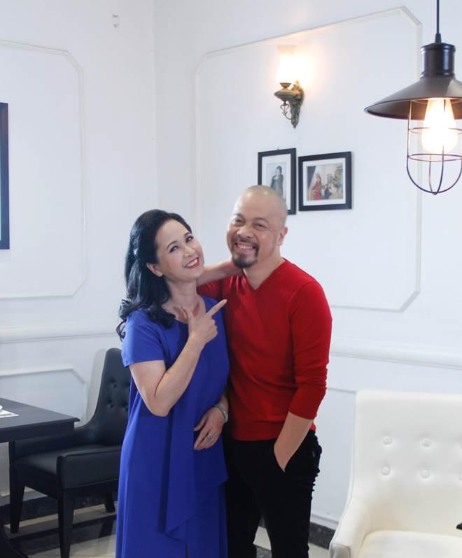 """""""Đầu gấu"""" Người phán xử khoe ảnh thân thiết với """"mẹ chồng"""" Lan Hương - 9"""