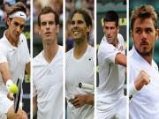 Thể thao - Ngôi số 1 thế giới: Nadal đấu Murray, Federer đứng ngoài