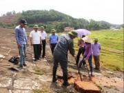 Thái Nguyên công bố khẩn cấp đập hồ Núi Cốc gặp sự cố