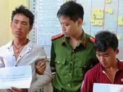 An ninh Xã hội - Trinh sát truy bắt nghẹt thở 2 tội phạm ma túy giữa rừng