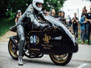 """Thế giới xe - """"Chết mê"""" Ducati Monster bản độ Mèo săn chuột"""