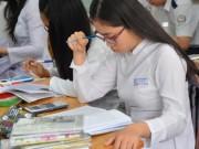 Giáo dục - du học - Không được rời khỏi phòng thi trắc nghiệm