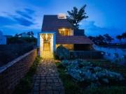 Tài chính - Bất động sản - Nhà nhỏ trên cao nguyên Lâm Đồng đẹp như bước ra từ truyện cổ