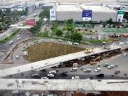 """Tin tức trong ngày - Cận cảnh cầu bạc tỷ """"giải cứu"""" kẹt xe ở Tân Sơn Nhất trước giờ G"""