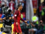 Bóng đá - Confederations Cup 2017: Công nghệ video hại Bồ Đào Nha - Ronaldo