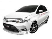 Thêm bodykit, Toyota Vios ở Việt Nam có giá 644 triệu đồng
