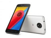 Thời trang Hi-tech - Smartphone giá siêu rẻ Motorola Moto C Plus ra mắt