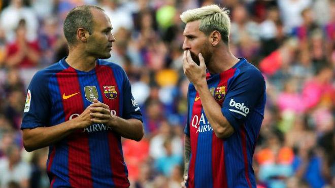 """Barca thanh lí 10 SAO: Messi chuẩn bị """"lên chức"""" - 2"""