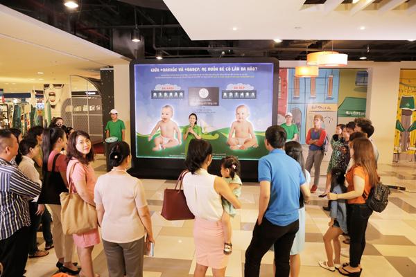 Một cuộc khảo sát bất ngờ xuất hiện giữa trung tâm Hà Nội, Đà Nẵng, TP. HCM - 4