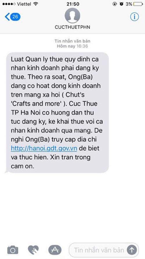Đến lượt Hà Nội thu thuế bán hàng qua Facebook - 2